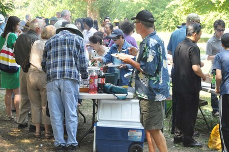 East Vancouver Deanery Open Air Potluck