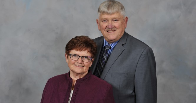 Farewell for Pastor Rudy & Elsie Frose