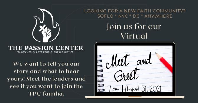 Passion Center Meet & Greet