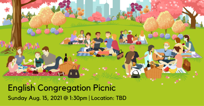 Join us for a Summer Picnic!