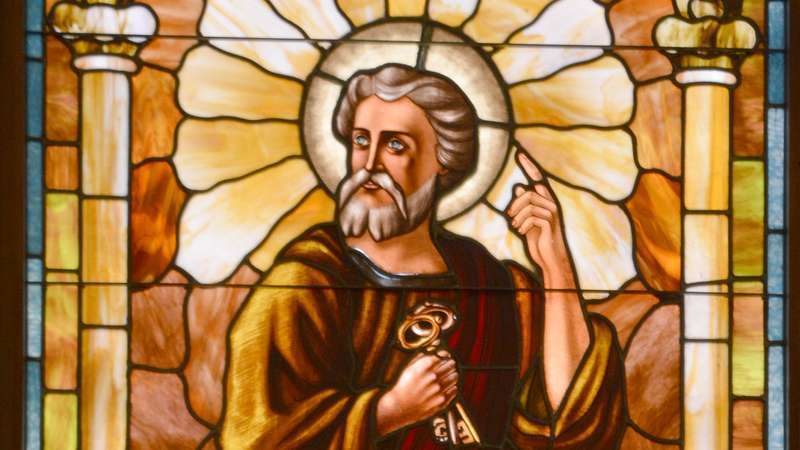 Peter, the Failing Yet Faithful, Fervent and Fiery Servant of God