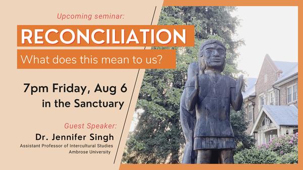 Reconciliation Seminar