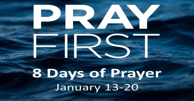 8 Days of Prayer