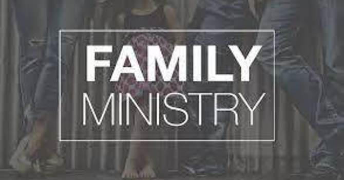 Director/Pastor of Family Ministries image