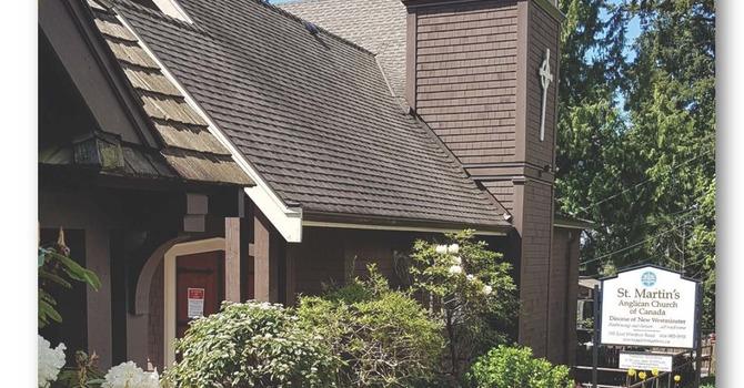 Vicar - St. Martin, North Vancouver