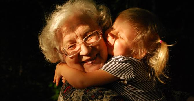 First World Day of Grandparents and the Elderly image