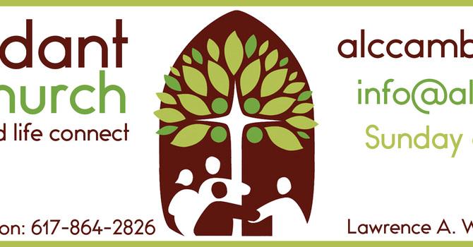 Abundant Life Church Sunday Service!