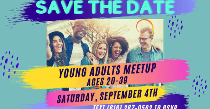 Join the Young Adult Ministry! Ages 20-39!