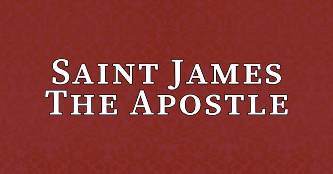 Saint James the Apostle (Trinity VIII)