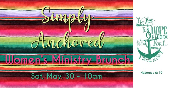 Women's Ministry Brunch