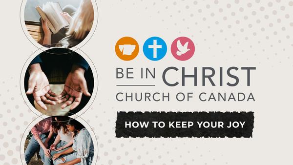 Be In Christ Update
