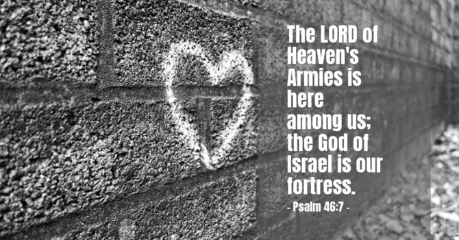 Our God Is a Fortress!  image