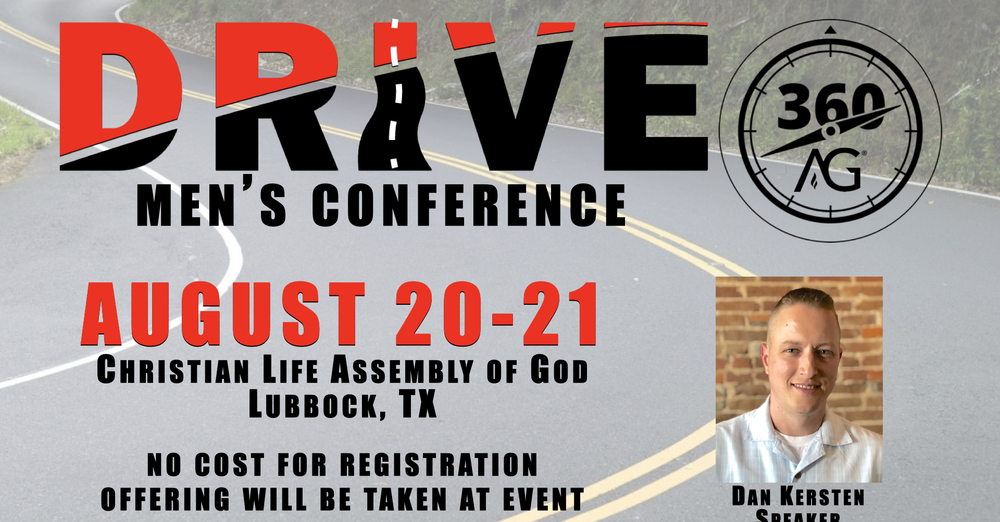 Drive 360 Men's Conference