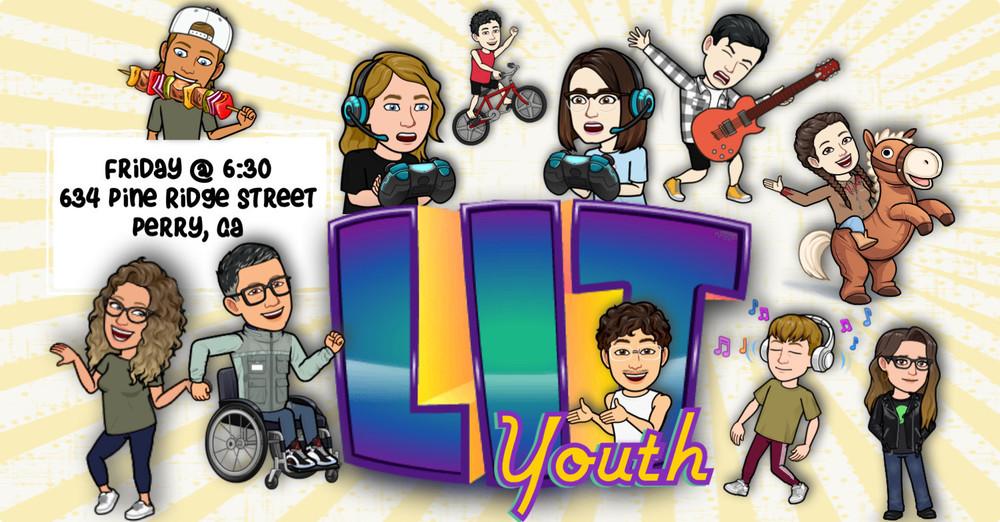 LIT Youth Service