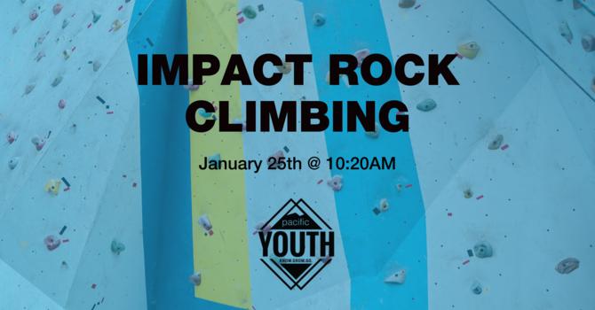 Impact Rock Climbing