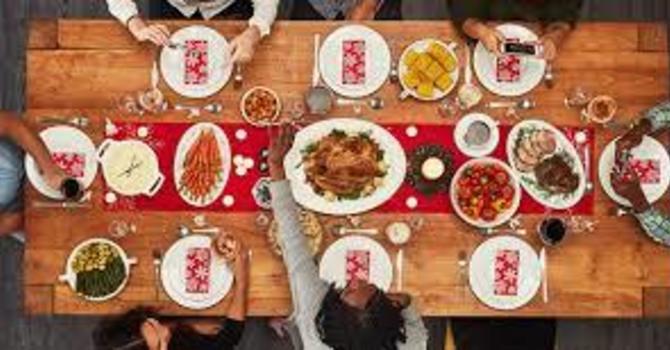 CHRISTMAS DINNER - College & Career