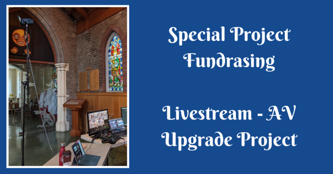 Special Project Fundraising