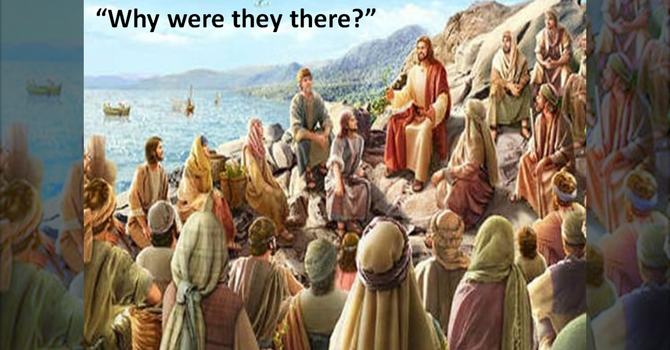 Why were they there?