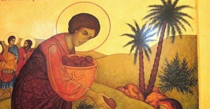 """Endless Eucharist"""
