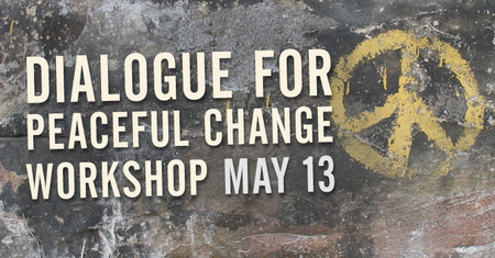 Diocesan Workshop: Dialogue for Peaceful Change