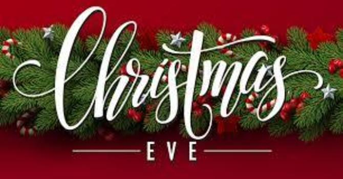 Christmas Eve Service Late Service