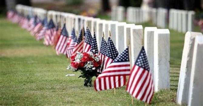 Memorial Day - May 30, 2021