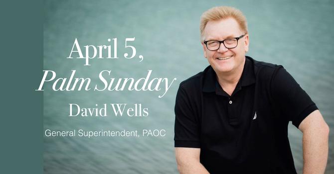 Guestspeaker David Wells- CANCELLED