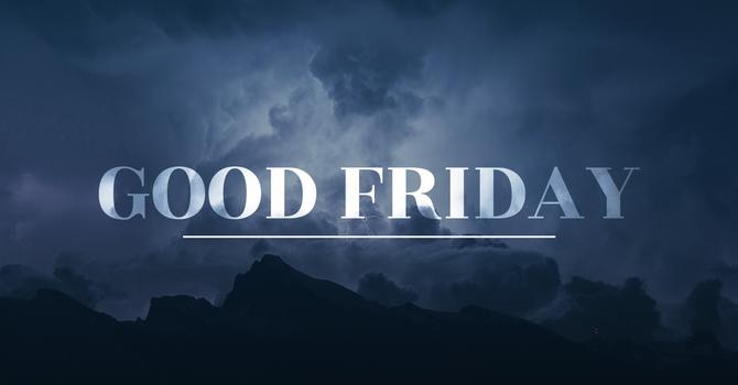 Good Friday Service - Virtual Service