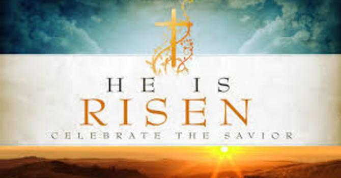 Easter Sunday Service 復活節崇拜