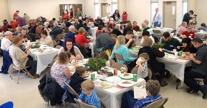 Grande Cache Community Supper