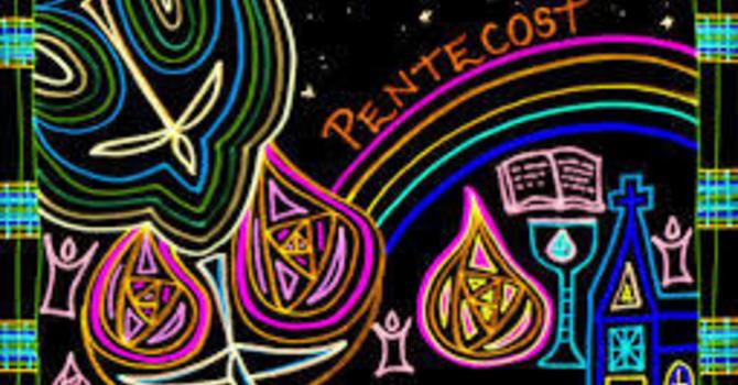Pentecost 9