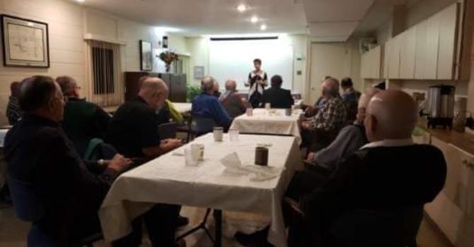 Men's Club Regular Meeting & Supper