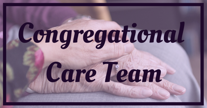 Congregational Care Team