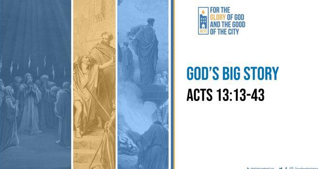 God's Big Story