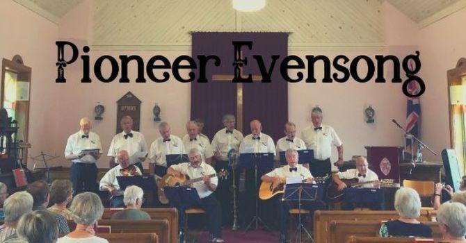 Pioneer Evensong