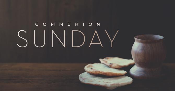 AM Worship Service & Communion