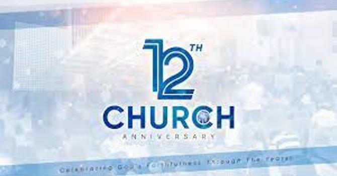 Macedonia 12th Church Anniversary Morning Service