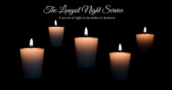 The Longest Night.....
