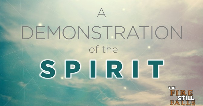 A Demonstration of the Spirit