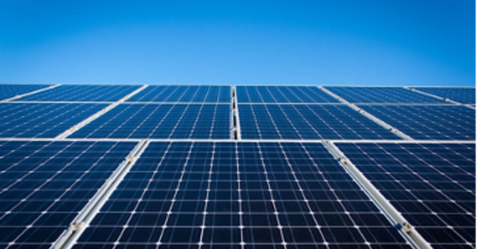Solar Panel Project Information Session