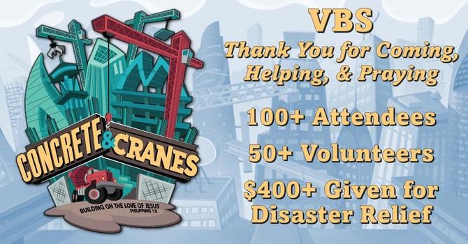 VBS Recap image