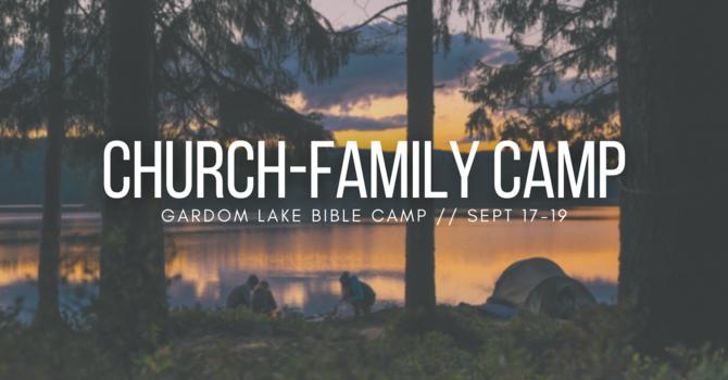 Save the Date! Church-Family Camp @GLBC