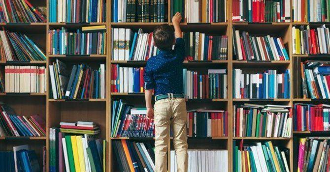 文字部—圖書館