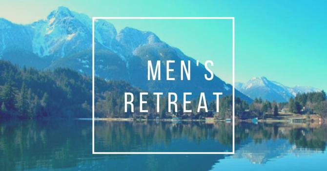 Cancelled--Men's Retreat 2020