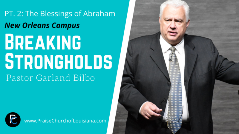 """""""Breaking Strongholds"""" (New Orleans Campus)"""