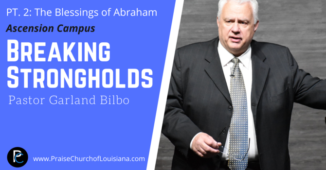 """""""Breaking Strongholds"""" (Ascension Campus)"""
