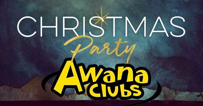 AWANA Christmas Party