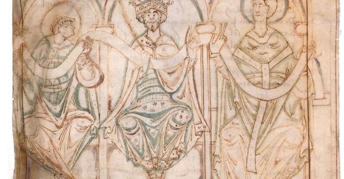 St Dunstan and politics image