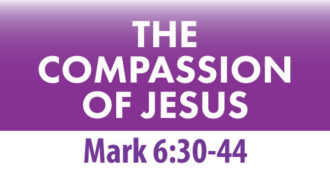 THE COMPASSION OF JESUS