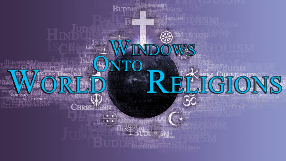 Windows onto world religions learning knox for 20 40 window missions